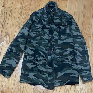 F21 ARMY JACKET/COAT SIZE SMALL